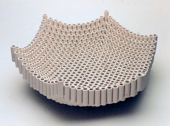 Sculpturs  Stine Jespersen  Ceramic artist