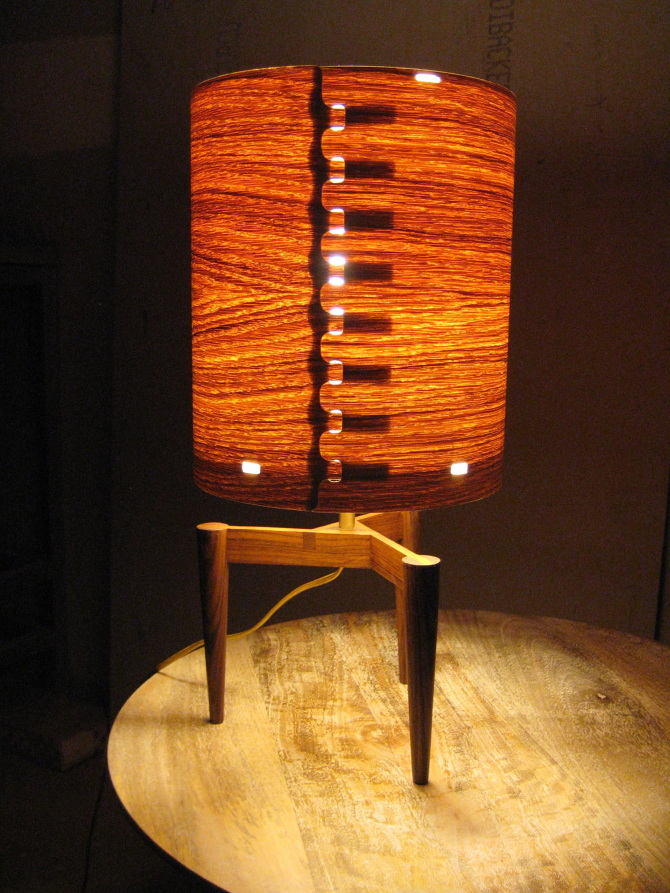 Veneer Lamp  dreebencom