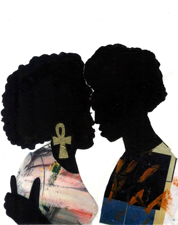 Love Illustration Series - Jamilla Okubo