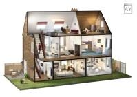Lloyds House Cutaway Diagram - Atelier York - London-Based ...