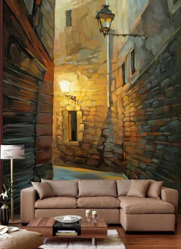 Wall Murals for Your Home  httpdgeneralistblogspotcom