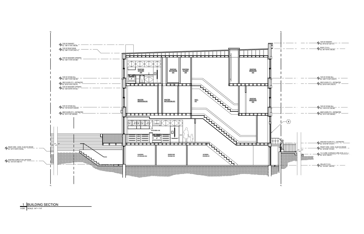 Residential Park Slope Townhouse