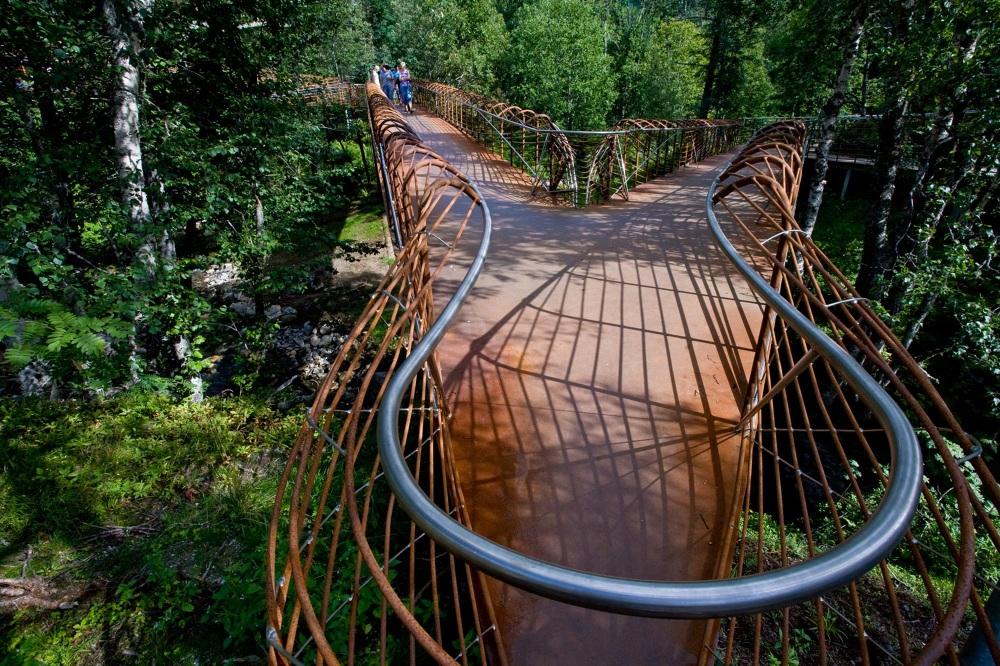 Image result for Gudbrandsjuvet - bridge