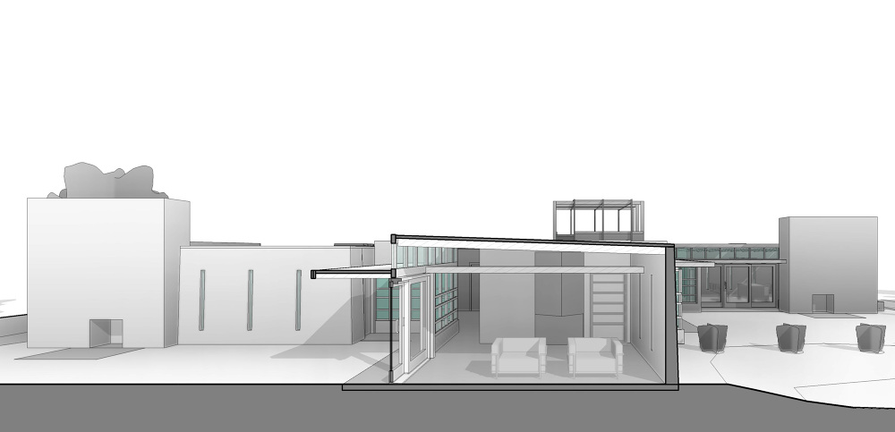 Reconstructing the Schindler House  Selected Works