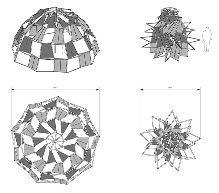 1000+ images about Expanding Circumference Dome on