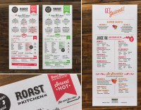 Roast Kitchen - Caroline Curtin