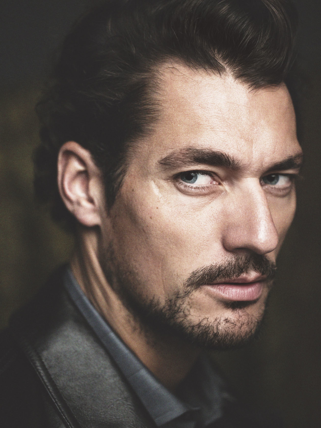 David Gandy FHM Collections China Jumbo Photographe
