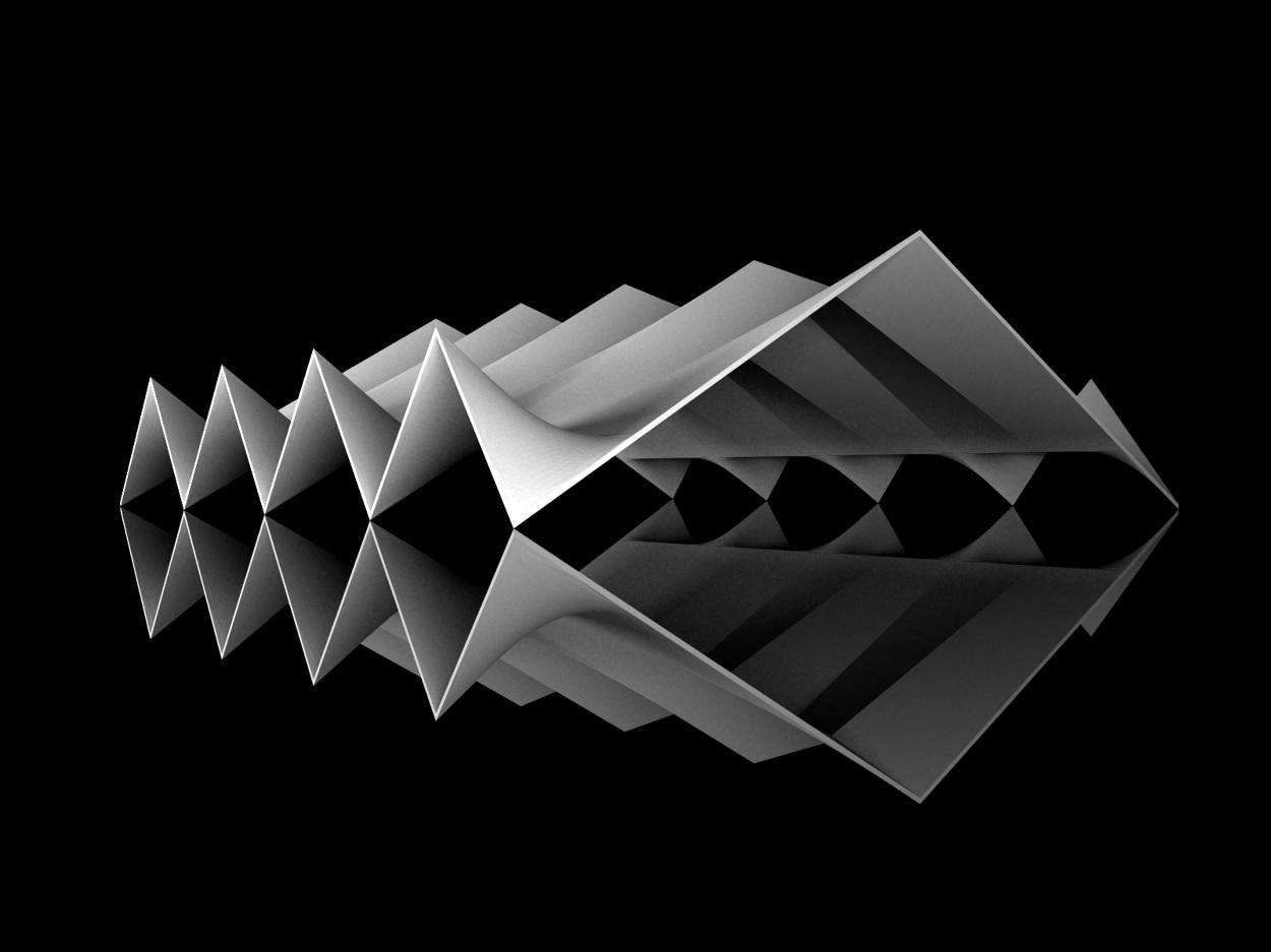 Geometria reglada  Jaime Hernandez