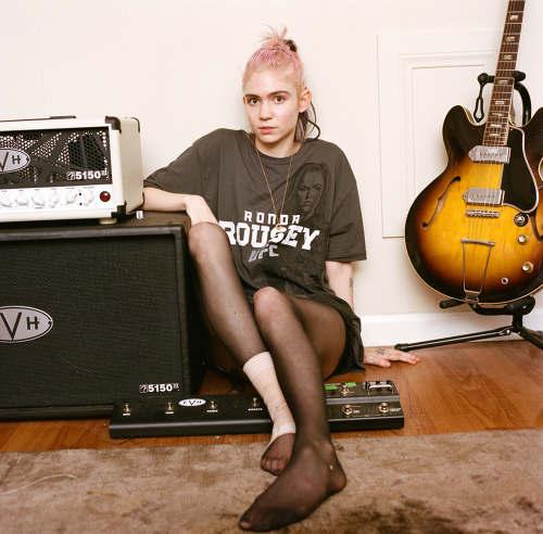 Future Music Grimes  yerinmok