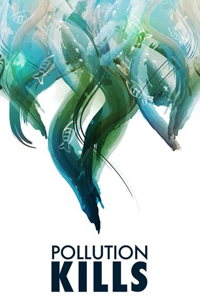 Environmental Awareness Posters  Alice Xian
