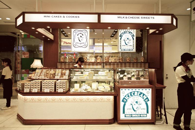 Tokyo Milk Cheese Factory LUMINE OMIYA Specialnormal Inc