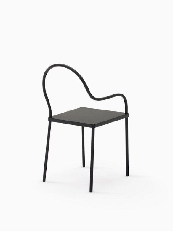 melt 01 black&black collection by Nendo in thisispaper.com