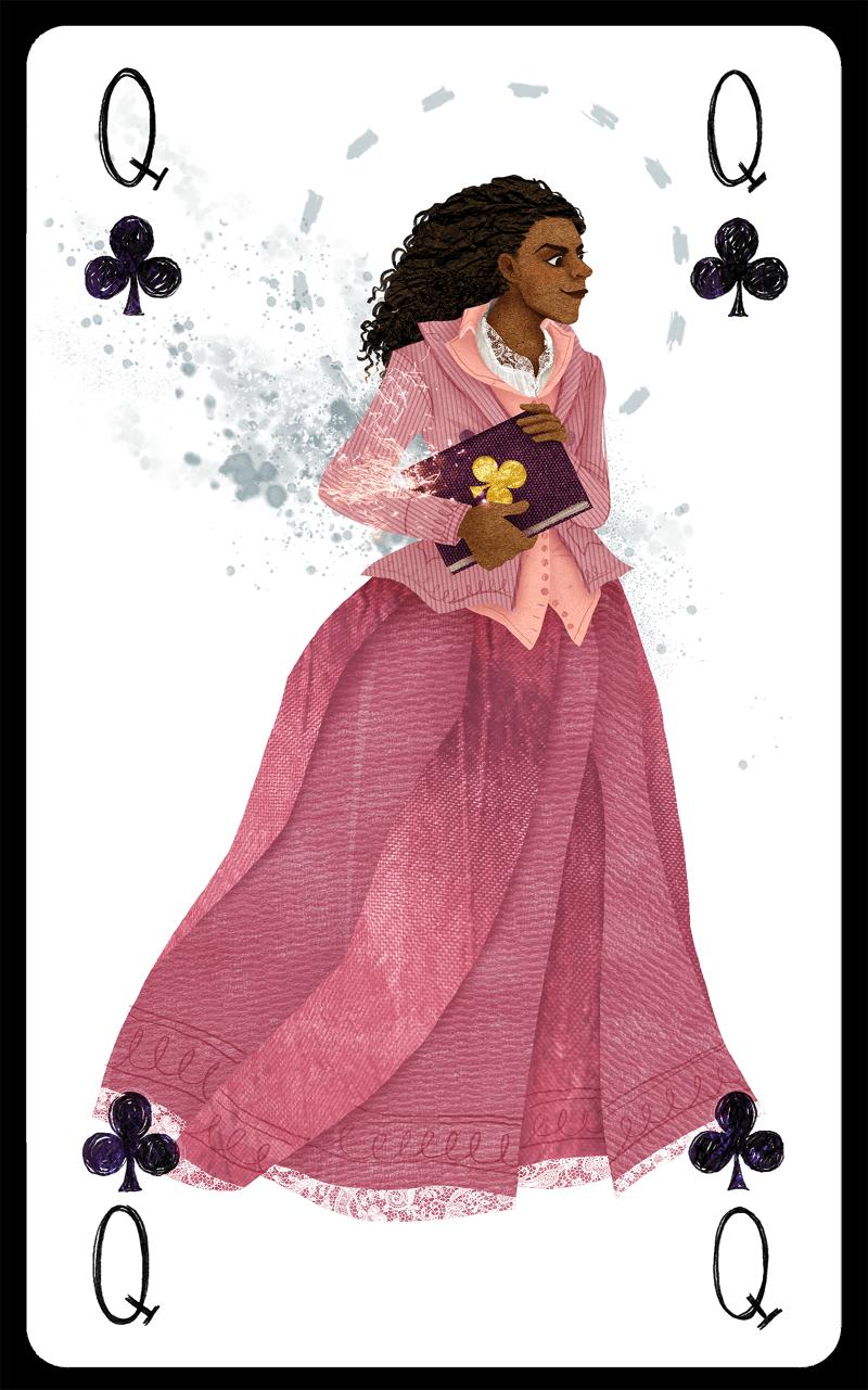 Hamilton Cards  Korina Dabundo  Design  Illustration
