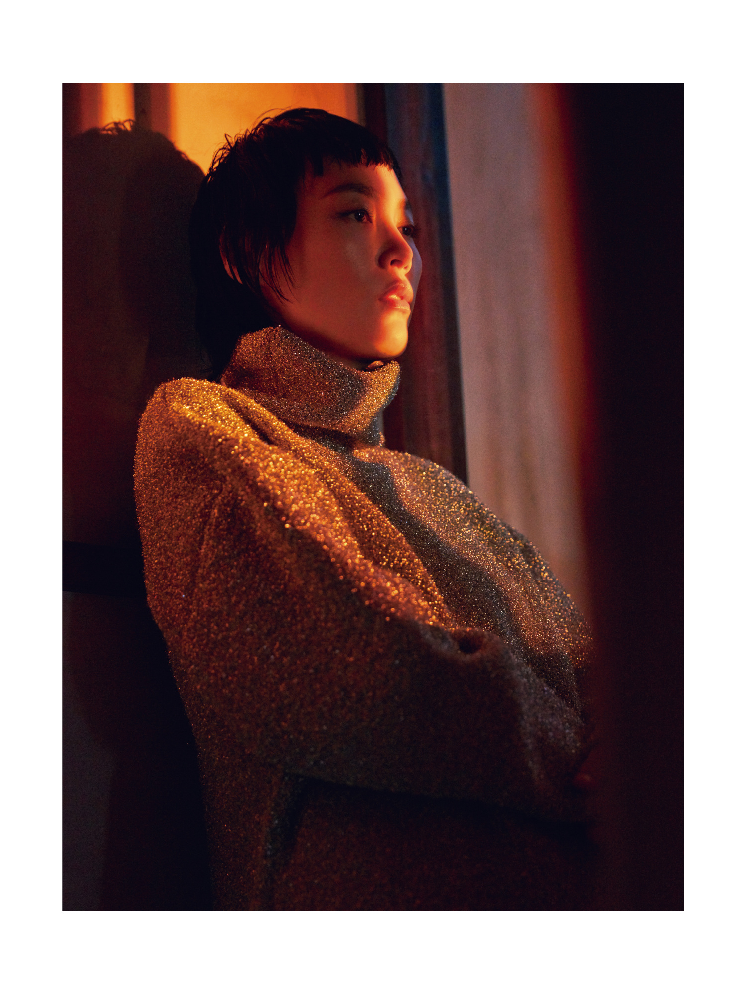 chair under cover disabled toilet rinko kikuchi - madame figaro chine jumbo photographe | fashion photography