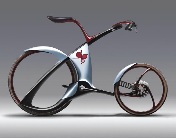 Conceptual Bikes - Drawthrough Personal And