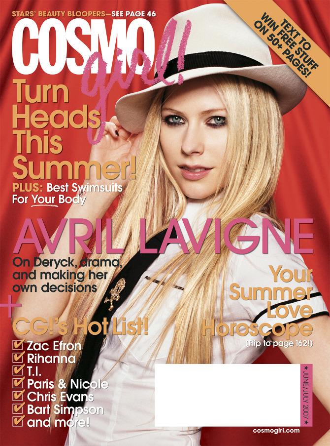 Cosmo Girl Magazine Covers John Ciambriello