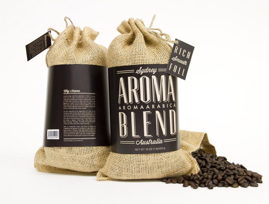 Aroma Coffee Co  Brett Perry