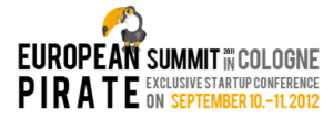 European Pirate Summit 10.09.2012