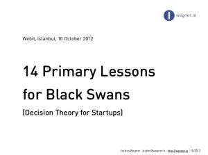 black swans 12.10.2012
