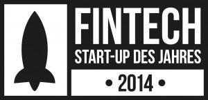 FinTech Start-Up des Jahres 2014