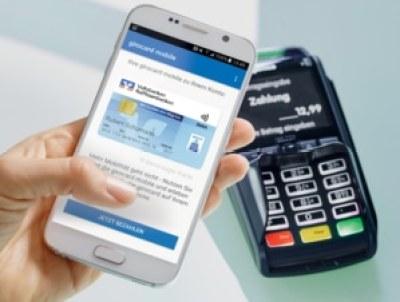 Girocard in der Vodafone Wallet