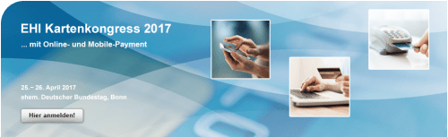 Online-und Mobile Payment. Fintech Ratpack Talk. EHI Kartenkongress 2017