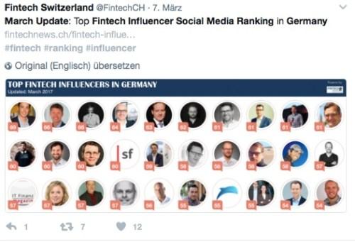 Warum wir keine FinTech Influencer sind