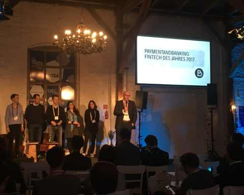 Gewinner FinTech des Jahres 2017