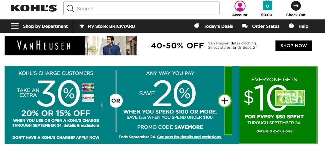 kohl's employed deceptive tactics in this case: Kohl S Pay My Bill Full Guide On Payment Methods