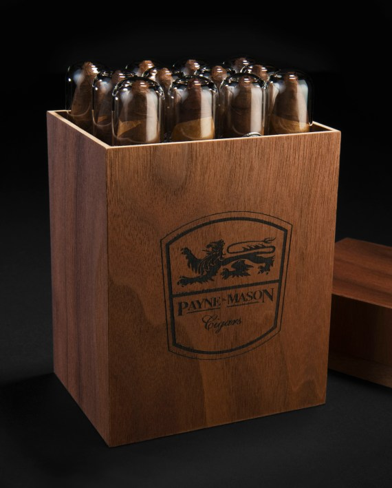 12 BOX – PAYNE-MASON CIGARS