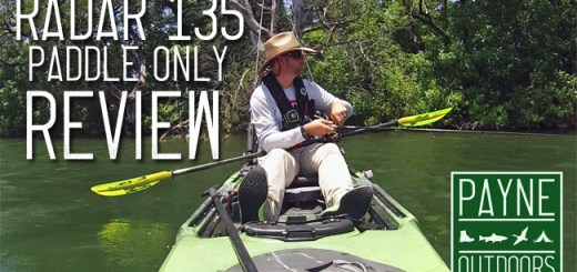 Radar 135 Kayak Review Payne Outdoors