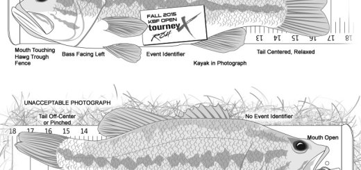 Kayak bass fishing archives payne outdoors for Kayak bass fishing tournaments