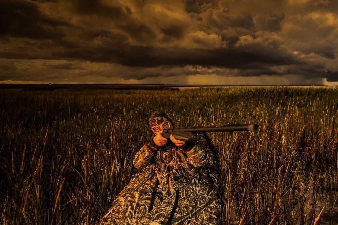 Yak Gear Camo Kayak Cover & Hunting Blind Photo 2