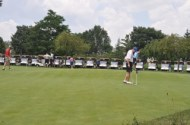 Practicing the Putts