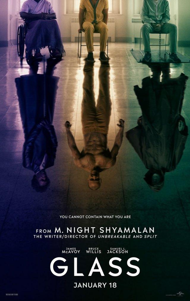 Glass Movie Poster