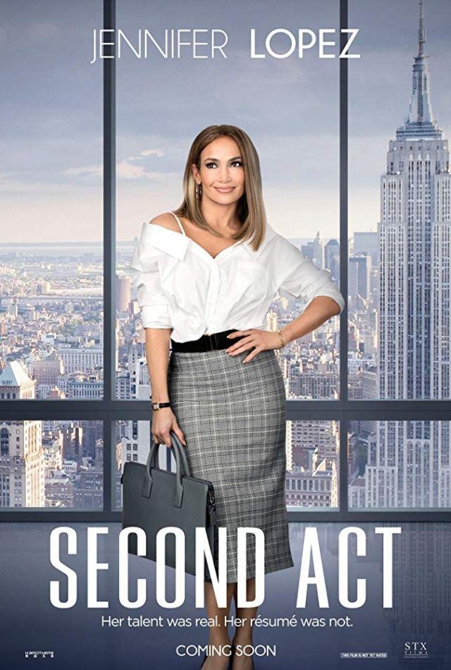 Second Act Advance Screening