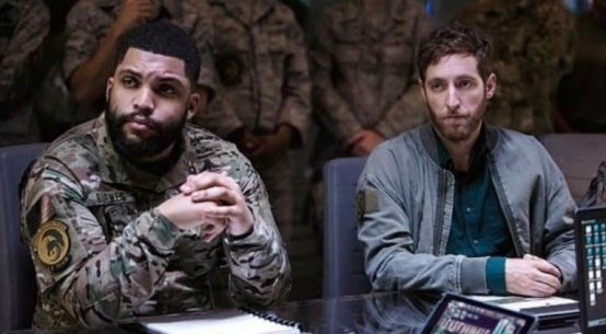 O'Shea Jackson Jr. Godzilla Interview