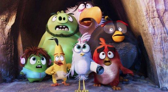 Angry Birds 2 Atlanta Screening