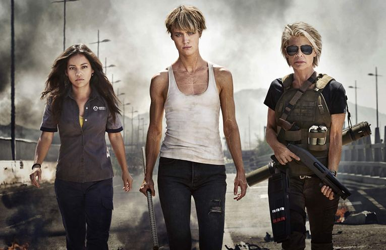 Terminator: Dark Fate Screening