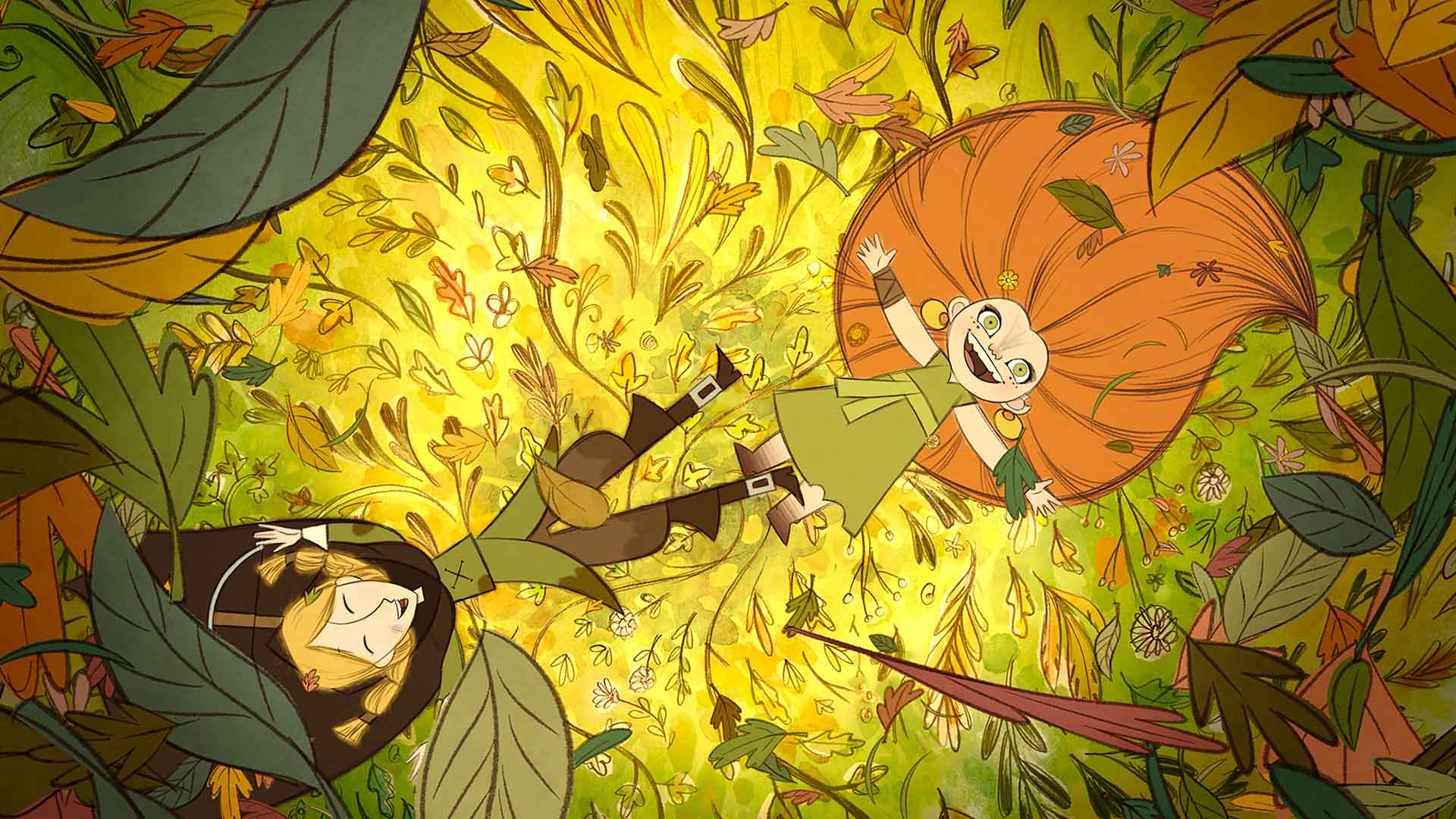 Wolfwalkers Review: The Best And Most Beautiful Animated Movie Of The Year  - Pay Or Wait