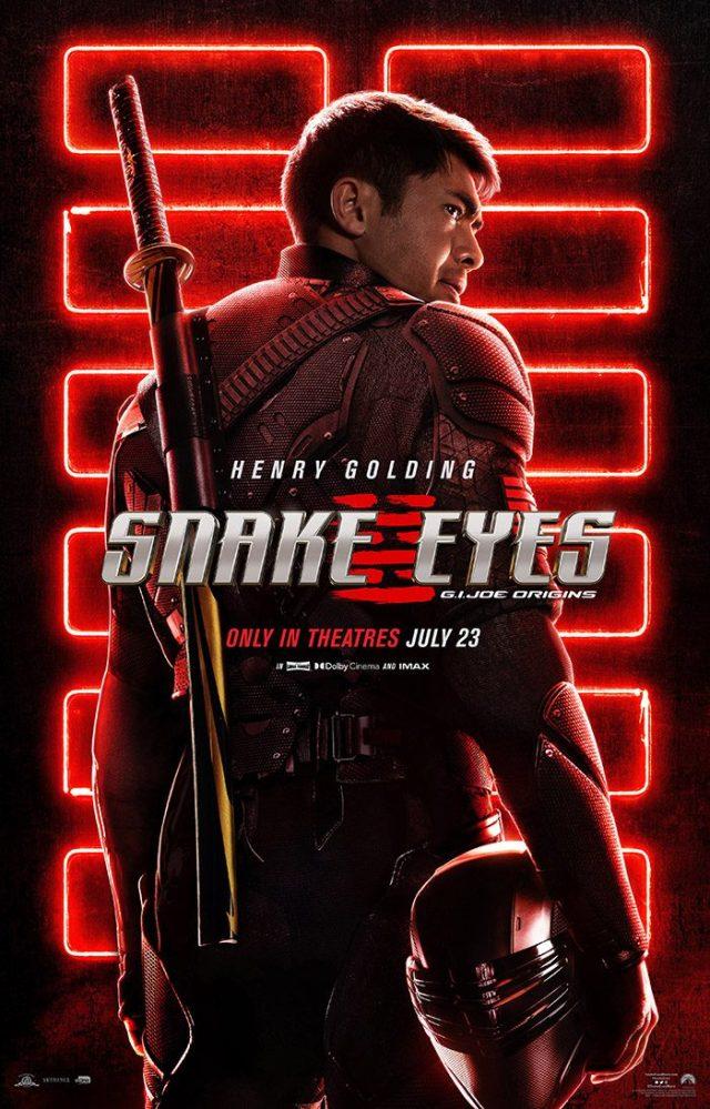 Snake Eyes Official Trailer