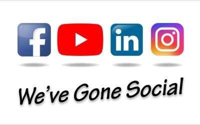 We've Gone Social