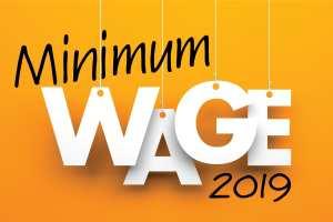 Minimum Wage 2019