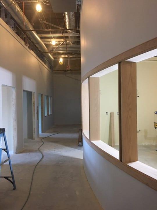 Payroll Management construction progress