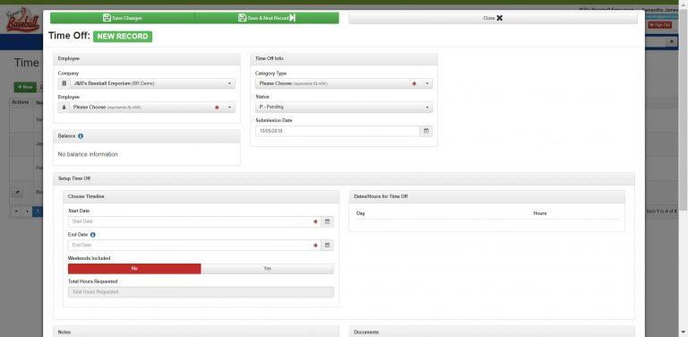 HCM Platform - Payroll Services