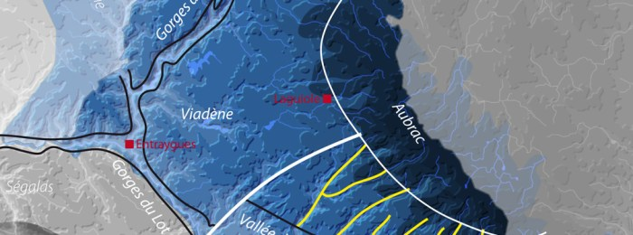 Définition et limites du Nord Aveyron
