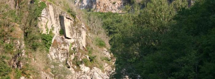 Relief et hydrographie du Nord Aveyron