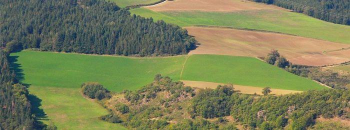 Enjeux paysagers des monts de Lacaune