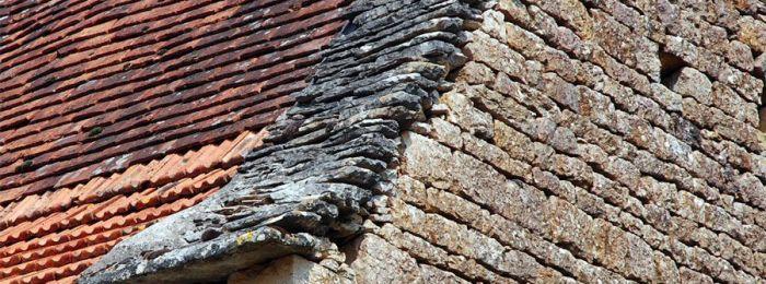 Bâti traditionnel du Causse de Villefranche