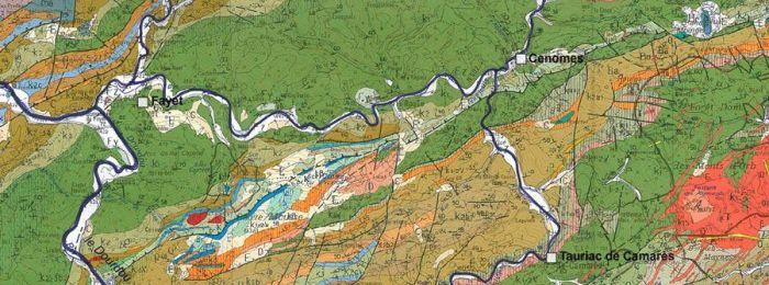 L'image montagnarde des monts de Lacaune